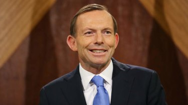 Confident: Prime Minister Tony Abbott believes the new system will restore public confidence in his party.
