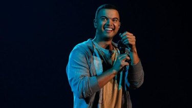 Guy Sebastian will represent Australia at Eurovision 2015.