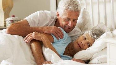 Stigmatised: sex and seniors.