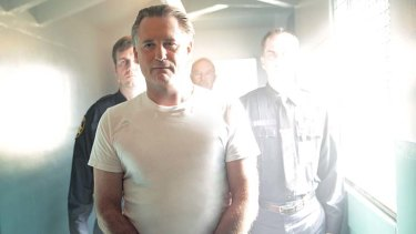 Bill Pullman sees frightening possible realities in <i>Torchwood - Miracle Day</i>.
