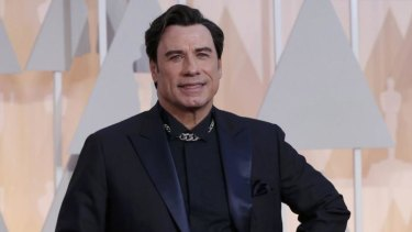 The film asserts that John Travolta was a 'troubled young man looking for help'.