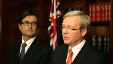 'My reasons are personal and are not attributable to the change in the leadership of the Labor Party this week.'
