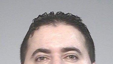 Omar Hariri is accused of defrauding a bank of $1.2 million.
