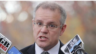 Immigration Minister Scott Morrison has confirmed his department won't provide the real-time updates on boat arrivals.