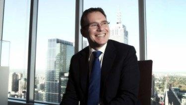 BHP boss Andrew Mackenzie could split the company.