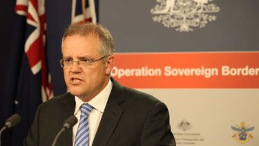 Immigration Minister Scott Morrison has expressed frustration that Indonesia hasn't accepted Australia's requests to take back boats.