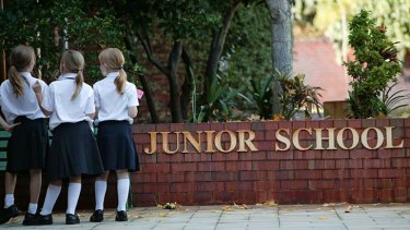 Private school funding again up for debate.
