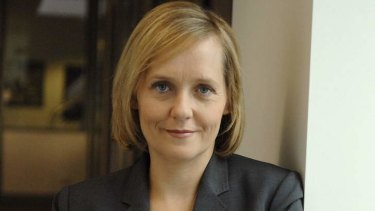 Sarah Ferguson: In the hot seat.