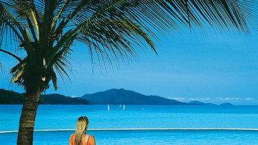 Wish you were here? Tourism Queensland is offering a $150,000, rent-free job on Hamilton Island.