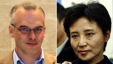 Curious case ... Neil Heywood and Gu Kailai.
