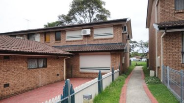 Ainsworth Crescent, Wetherill Park.