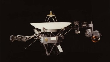 Scientists at NASA have declared Voyager 1 to become the first human-made object to leave the solar system and enter interstellar space.