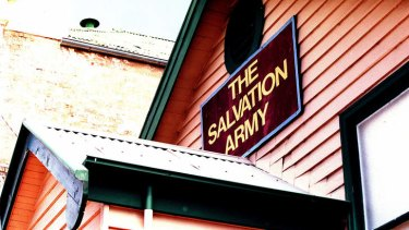 Payouts: The Salvation Army has spent nearly $20 million so far settling claims.