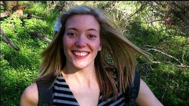 Emma Kelly, 23, was found after almost four days missing in an Argentinian forest.