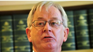Dams taskforce chairman Andrew Robb.