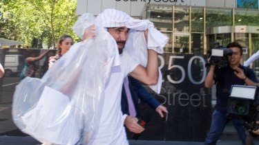 Sebastien Verger-Giambelluco has been granted bail after appearing in court accused of dealing ecstasy.
