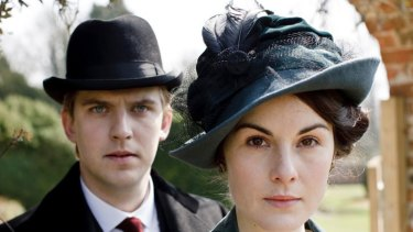 The real thing is raunchy enough, but the 'adult' take on <i>Downton Abbey</i> will go much further.