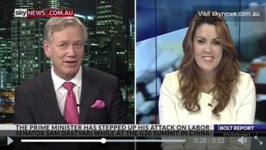 Peta Credlin struggles to think of one achievement of the Turnbull government.