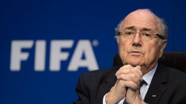 Jack Warner says he knows why the organisation's president Sepp Blatter announced plans to step down.