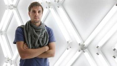 Artist Jonathan Jones has won the Kaldor Your Very Good Idea project.