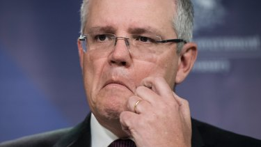 Treasurer Scott Morrison is not showing signs of learning from examples overseas.