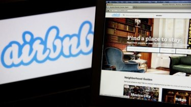 Airbnb's profits in the Australian market are booked through its Irish business.