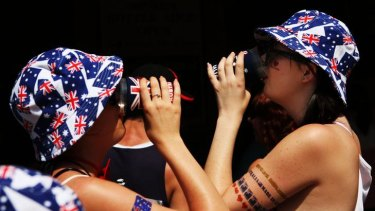 Australia Day is the No.1 holiday for people aged under 25 years requiring emergency attention for drunkenness.