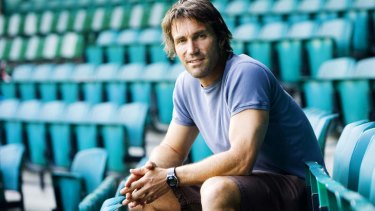 """""""The older I get, the more I'm getting in touch with my feminine side"""" … Pat Cash."""