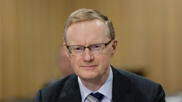 Markets are betting RBA governor Philip Lowe will not cut official rates again.