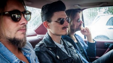 Thirsty Merc cancelled a gig after their stage manager was killed in a car accident.
