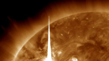 More solar storms on the way