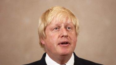 Still has something to give: Boris Johnson