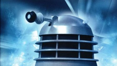 Dr Who's greatest enemy, the Dalek.