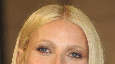 Jill of all trades ... Gwyneth Paltrow.