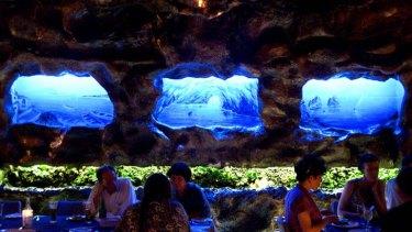 See food while you eat food ... Grotta Capri