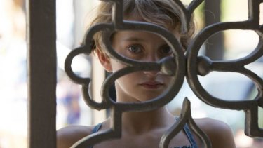 Young star: Giulia Salerno, as Aria in <i>Incompresa</i>.