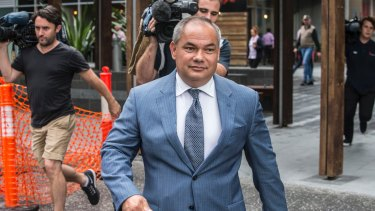 Gold Coast mayor Tom Tate is a life member of the LNP.