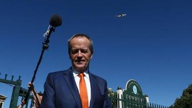 Opposition Leader Bill Shorten says Labor wants budget repair that is fair.