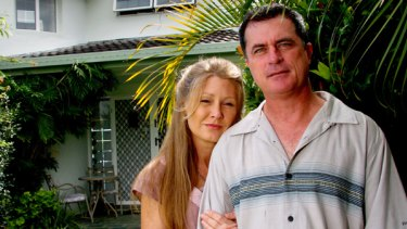 Sue and Craig Williams of Runaway Bay ... $150,000 out of pocket.