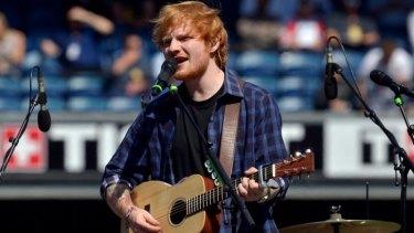Ed Sheeran wowed his Brisbane audience.