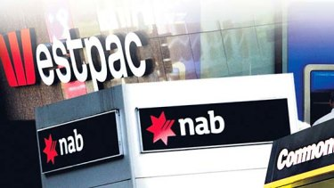 Australia's four big banks are on track to deliver combined annual profits of $22 billion.