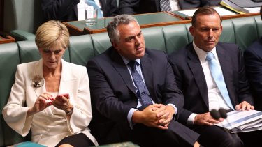 What is the best way to get political minds, such as Prime Minister Tony Abbott and Treasurer Joe Hockey and Foreign Affairs Minister Julie Bishop, focused on the right issues?