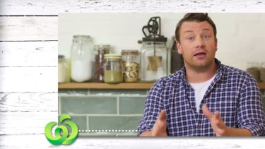 Jamie Oliver is aware of the campaign by Australian farmers.