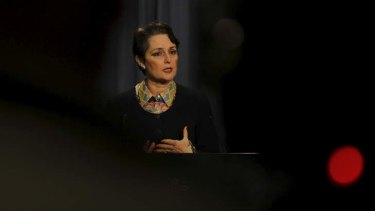 Under fire: Minister for Family and Community Services Pru Goward.