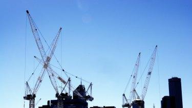 Commercial lending for residential construction has grown sharply.