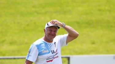 ''Some coaches are setting out to not lose'': Sydney FC coach Graham Arnold.
