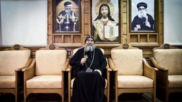 Bishop-General of Minya Anba Macarius is calling on the state to protect Coptic churches from growing violence directed at Christians.