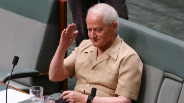 Philip Ruddock is the party's longest-serving MP.