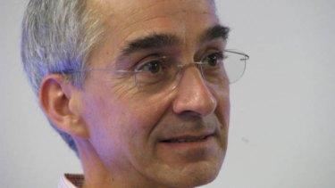 Google's Patrick Pichette.