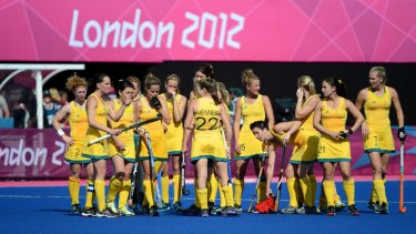 Hiccup ... The Hockeyroos got their campaign off to a disappointing start with a 1-0 defeat to New Zealand.